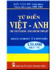 Từ Điển Việt Anh 135000 Từ