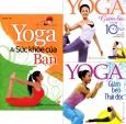 Combo Yoga Giảm Béo (Bộ 3 Cuốn)