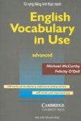 English Vocabulary In Use Advanced (Từ Vựng Tiếng Anh Thực Hành)