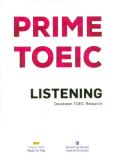 Prime Toeic - Listening (Kèm 1 CD)