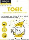 Flashcard Blueup - 600 Essential Flashcards For TOEIC (Trọn Bộ)