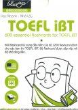 Flashcard Blueup - 600 Essential Flashcards For TOEFL iBT (Phần 1)