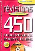 Révisions 450 Nouveaux Exercices - Niveau Intermédiaire (Kèm 1 CD)