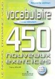Vocabulaire 450 Noveaux Exercices - Niveau Débutant