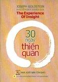 30 Ngày Thiền Quán