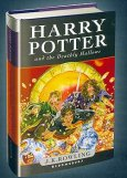 Harry Potter Tập 7 - Harry Potter And The Deathly Hallows (Tiếng Anh)