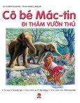 Cô Bé Mác-tin Đi Thăm Vườn Thú (Bìa Cứng)