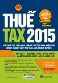 Thuế - Tax 2015 (Song Ngữ Anh - Việt)