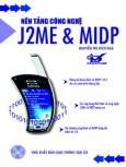 Nền Tảng Công Nghệ J2ME & MIDP (Dùng Kèm Đĩa)