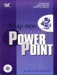 Nhập Môn Microsoft PowerPoint (Dùng Kèm Đĩa)