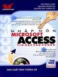 Nhập Môn Microsoft Access (Dùng Kèm Đĩa)