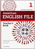 American English File Second Edition: 1 Teacher's Book with Test and Assessment CD-ROM