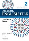 American English File Second Edition: 2 Teacher's Book with Test and Assessment CD-ROM