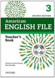 American English File Second Edition: 3 Teacher's Book with Test and Assessment CD-ROM