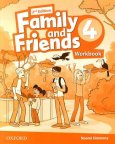Family & Friends, Second Edition: 4 Workbook