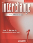 Interchange 1 (3 Ed.): Workbook