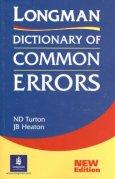 Longman Dictionary of Common Errors Paper