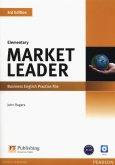 Market Leader ( 3 Ed.) Ele: Practice file with CD