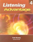 Listening Advantage 4: Student Book with Audio Cd