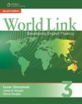 World Link (2 Ed.) 3: Student Book without CD