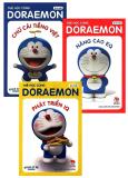 Combo Thẻ Học Cùng Doraemon (Bộ 3 Hộp)