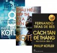 Combo Sách Của Bậc Thầy Marketing Philip Kotler (Bộ 3 Cuốn)
