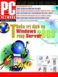 Quản Trị Dịch Vụ Trong Windows Server 2003