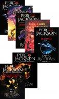 Combo Series Percy Jackson Và Các Vị Thần Trên Đỉnh Olympus (Bộ 7 Cuốn)