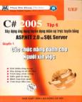 C# 2005 - Tập 6: Xây Dựng Ứng Dụng Tuyển Dụng Nhân Sự Trực Tuyến Bằng ASP.NET 2.0 và SQL Server - Quyển 1: Các Chức Năng Dành Cho Người Xin Việc (Dùng Kèm CD)