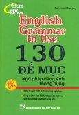 130 Đề Mục Ngữ Pháp Tiếng Anh Thông Dụng (Bìa Xanh)