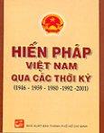 Hiến Pháp Việt Nam Qua Các Thời Kỳ