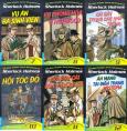 Combo Sherlock Holmes - Bộ 6 Cuốn (Tập 7 - Tập 12)