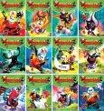 Combo Kung Fu Panda (Bộ 12 Tập)