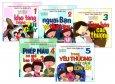 Combo Hạt Giống Tâm Hồn Dành Cho Thiếu Nhi - Bộ 5 Tập (Tặng Kèm 1 CD)