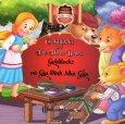 Truyện Song Ngữ - Goldilocks Và Gia Đình Nhà Gấu (Bìa Cứng)
