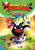 Kung Fu Panda - Tập 8: Bí Quyết Võ Quạt