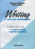 Writing a College Handbook (Luyện Viết Văn)