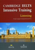 CAMBRIDGE IELTS Intensive Training - Listening (Kèm 1 CD)