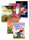 Tủ Sách Truyện Cổ Tích - Song Ngữ Anh-Việt (Bộ 5 Cuốn)