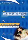 The Vocabulary Files - Elementary (CEF Level A1)