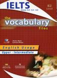 The Vocabulary Files - Upper-Intermediate (CEF Level B2)