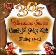 365 Chuyện Kể Giáng Sinh Tháng 11 - 12 (Song Ngữ)