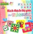 Flash Card Kích Thích Thị Giác Cho Trẻ Sơ Sinh - Tập 4: Màu Sắc