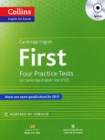 Collins English For Exams - Cambridge English: First (Kèm 1 CD)