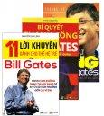 Combo Bí Quyết Thành Công Của Bill Gates (Bộ 3 Cuốn)
