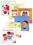Bộ Truyện Ehon Nhật Bản - Dành Cho Trẻ Từ 0-8 Tuổi (Bộ 6 Cuốn)