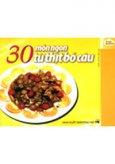 30 Món Ngon Từ Thịt Bồ Câu