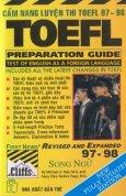 Cẩm nang luyện thi TOEFL 97-98 (Cliffs TOEFL Preparation Guide) Song ngữ