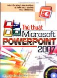 Thủ Thuật Microsoft Powerpoint 2007 - Dùng Kèm Đĩa CD