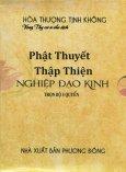 Phật Thuyết Thập Thiện Nghiệp Đạo Kinh (Hộp 5 Tập)